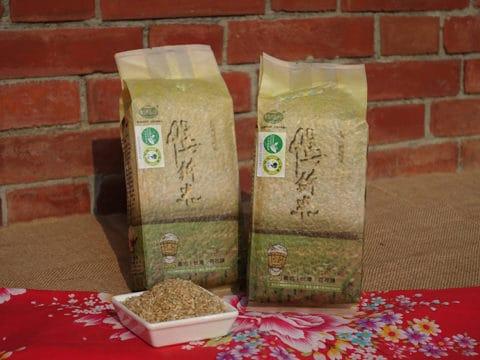 有機糙米 1kg