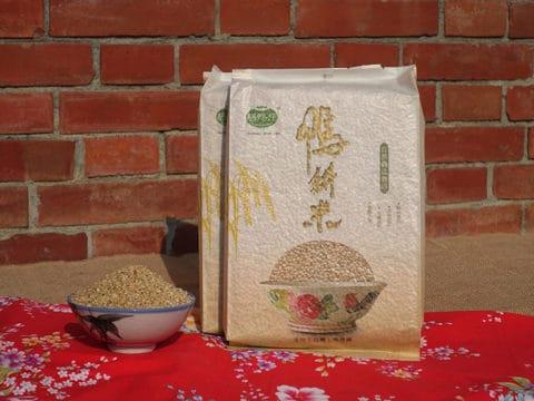 有機糙米2kg
