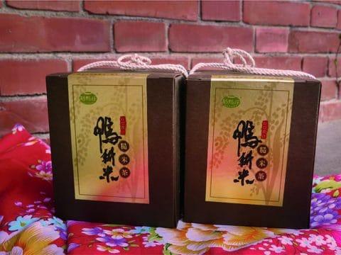 鴨耕糙米茶 輕巧禮盒組 30g10包
