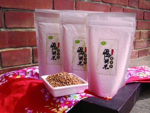 鴨耕糙米茶 300g